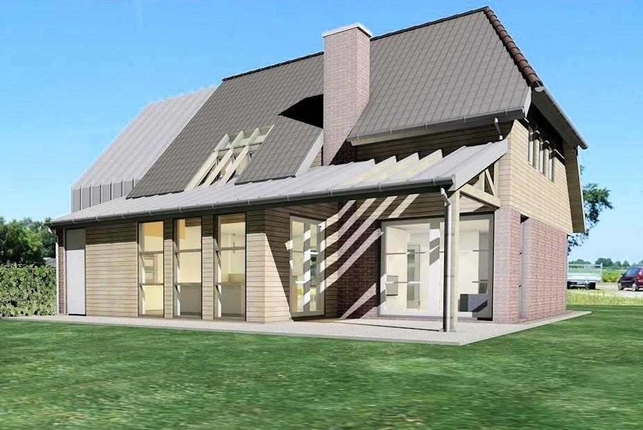 Nieuwbouw woning - Gemert - Rob van Leuven